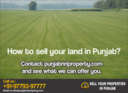 Sell Properties,  Plot,  Land,  Houses from Abroad - Punjab NRI property